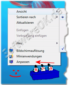 Schnellstartleiste Windows 7