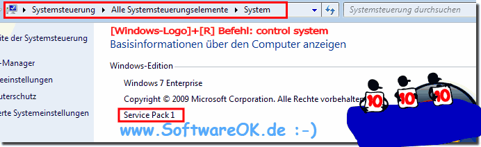 In Windows-7 die Remotedesktopverbindung �ffnen bzw. Starten